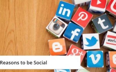10 Reasons to be Social
