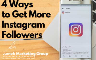 Instagram – 4 Easy Ways to Get More Followers